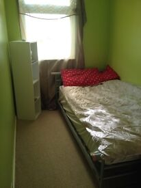 Didcot. Single room in a family house.