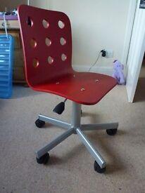 Ikea Jules junior desk chair