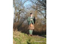 Bagpipes Instruction all levels - Falkirk Piping
