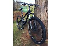 Giant Trance 2 XS full suspension mountain bike