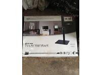 NEW Wall mounted tv bracket with shelf