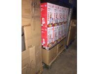 Wholesale joblot kettles irons toasters food prep big brands for Export
