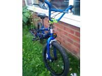 BMX bike age 6/8 wymondham