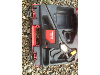 Hilti PM-10 laser level(has been sold)
