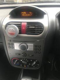 Vauxhall corsa 1.4 automatic