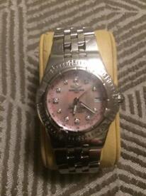 Breitling Starliner watch