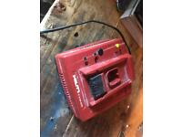 Hilti drill charger