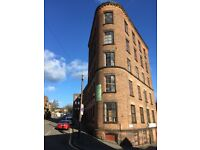 Stunning double office space in wonderful creative hub available next to Nottingham city centre
