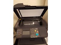 UTAX 261ci A4 Multi-function Photocopier / Colour Laser Printer with Networking and paper tray