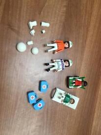 Playmobil medic set