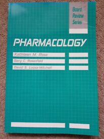 Pharmacology Board Review Series book