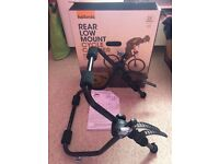 Brand new Halfords Cycle Carrier for sale which fits 2 bikes, £35