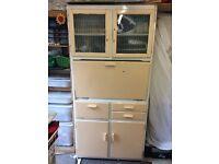 1950's Kitchen cabinet