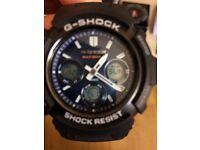 Casio G Shock AWG-M100SB