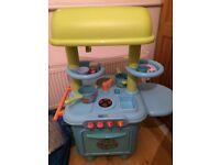 Childrens ELC Play Kitchen