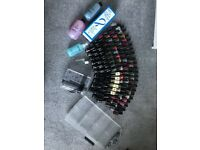 *REDUCED* Jessica nail polish and gel salon bundle job lot