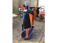 Used junior golf set USKG