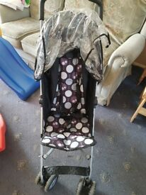 Mothercare Nanu pushchair