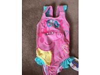 Brand new Peppa pig swimsuit