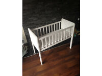 *** 2 X MOTHERCARE HYDE CRIB INC MATTRESSES FOR SALE £40 EACH***
