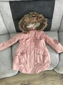 Girls Next coat age 8