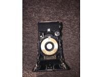 Vintage Folding Camera Kershaw Eight 20 Penguin