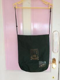 Albyn School PE bag, nearly new