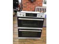 Aeg competence double oven grill