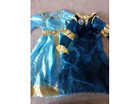Disney Brave Dresses