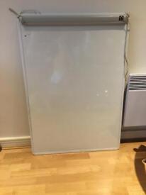 "Large White board / flip chart 42"" x 29.5"""