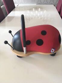 Wheeley bug