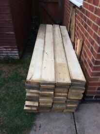 Scaffol boards wooden slats wood