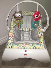 BABY BOUNCER, FISHER PRICE