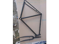 Raleigh Road bike frame+ fork 700 C