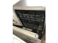 Ex display Hoover HDP3DO62DX 60Cm A+++ 16 Place Dishwasher In Stainless Steel