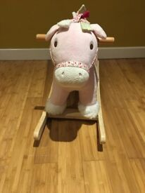Mamas and Papas Rocking horse- Lily