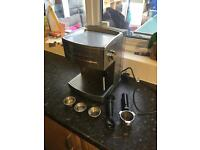 Cuisinart em200u stainless steel coffee machine