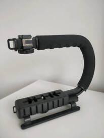 Camera U holder