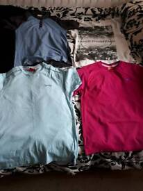 SIZE MEDIUM SELECTION OF MENS TOPS