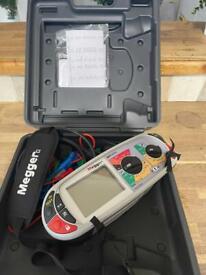 Megger mft1711 electrical tester