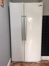 American style LG fridge freezer.