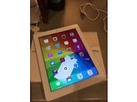 Apple iPad 3 boxed charger 16GB white Rare
