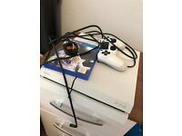 Playstation 4 console with fifa 18