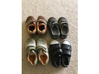 Kids shoes 6 / 6.5 (4 pairs).