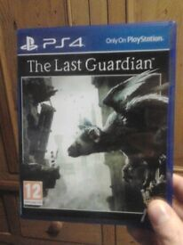 The Last Guardian PS4 BARGAIN - astounding game for quick sale