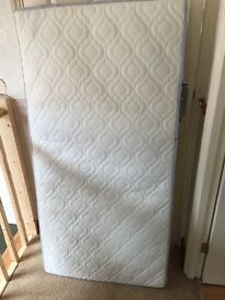 Brand new John Lewis cotbed mattress