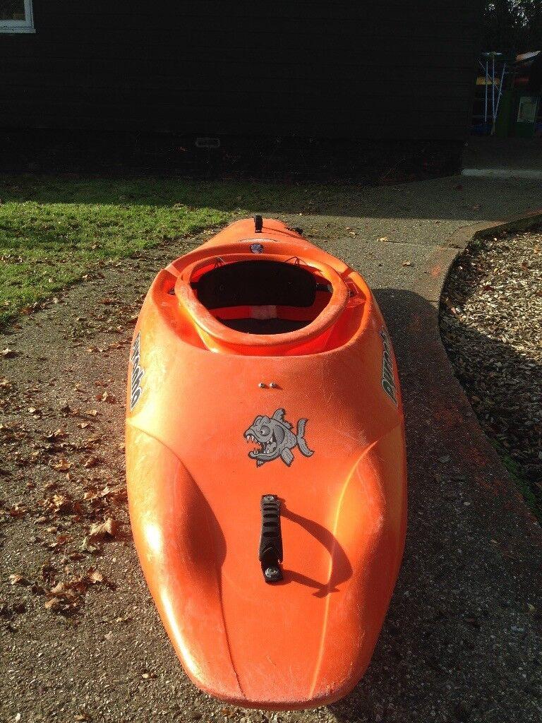 Five Standard inazone kayaks