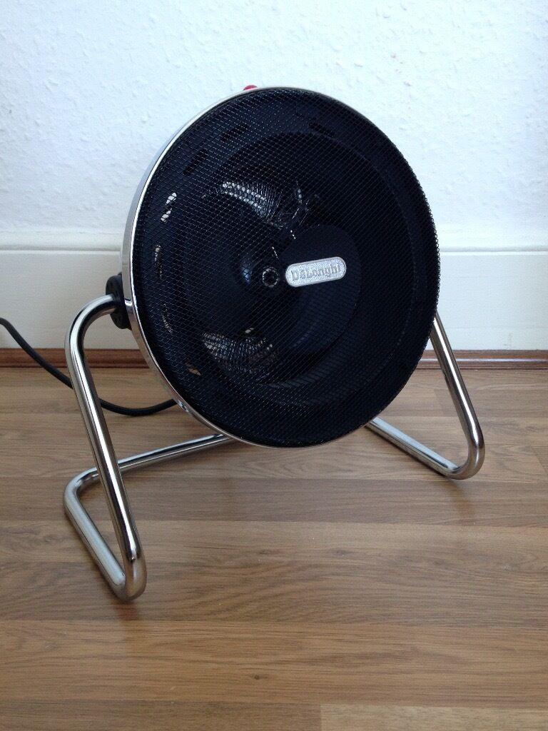 De Longhi Fan Heater Hvr9033 Retro In Stoke Newington