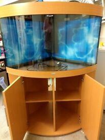 Trigon Corner Fish Tank
