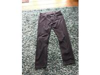Men's Camel Active Hudson slim fit Black Jeans W36 L32